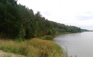Озеро Бузим