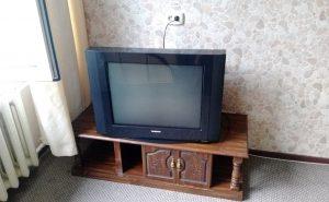 Японский телевизор Бузим