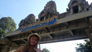 Граница в Камбодже
