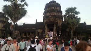 Вход в Ангкор Ват
