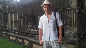 Я в Ангкоре