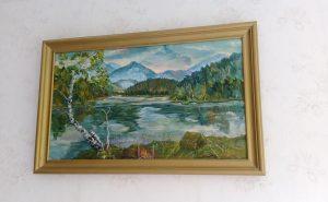 Картина пейзаж Бузим